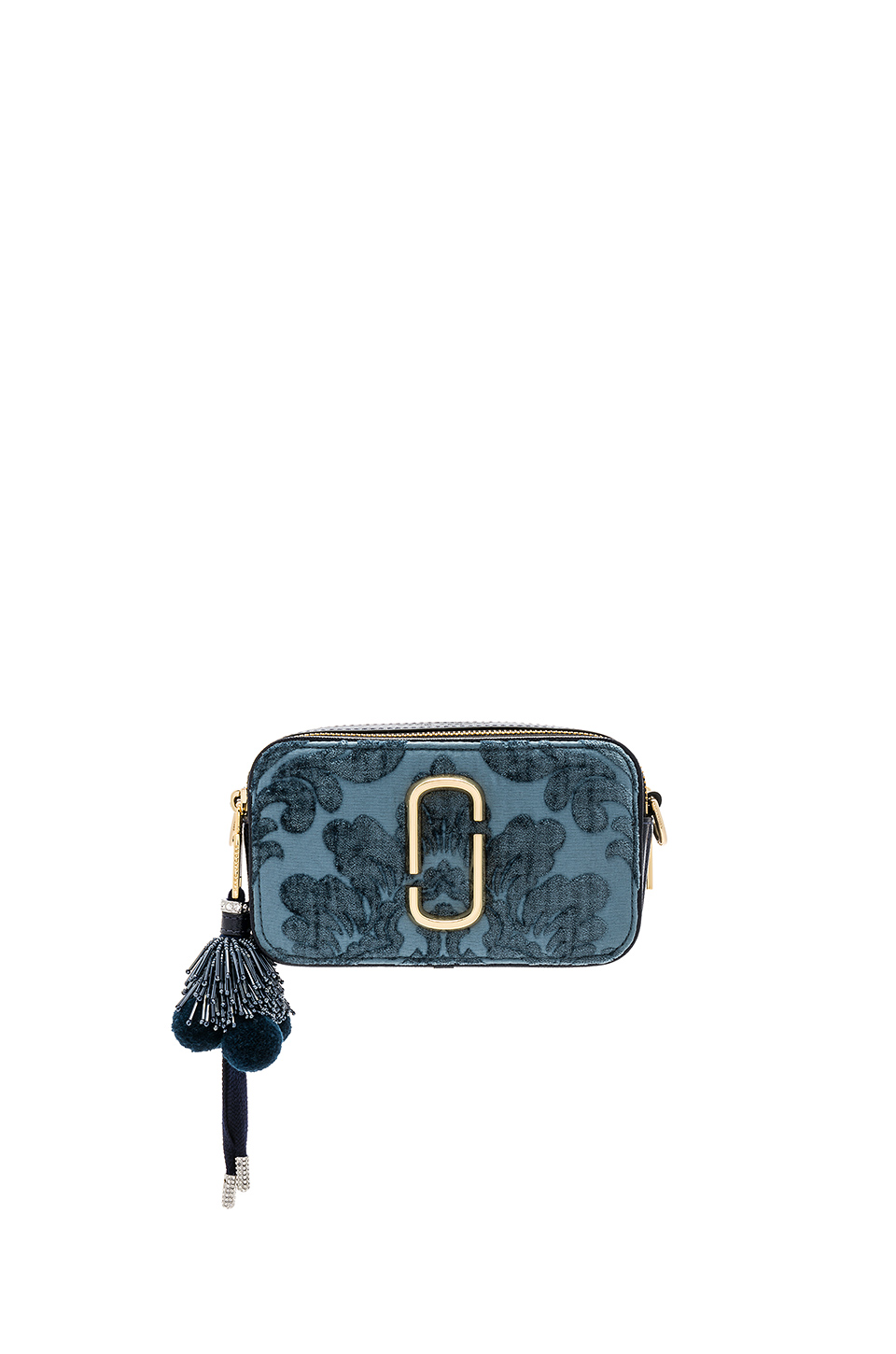 Marc Jacobs Snapshot Damask Camera Bag in Blue